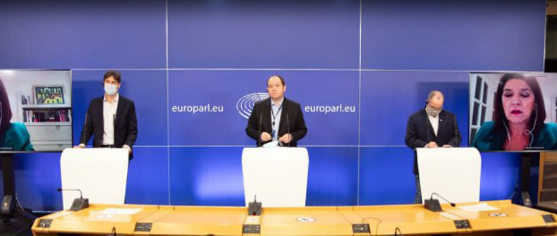 Self-Determination Caucus Europa Europarlamento